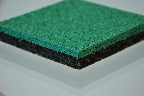 纯水性EPDM塑胶跑道材料
